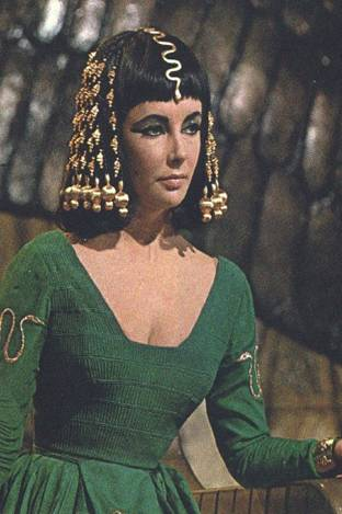 cleopatra movie historical accuracy Antony and cleopatra – a woman in control robin cameron  was william shakespeare writing a historical play when he wrote antony and cleopatra.